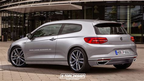 vw sirocco 2018 2018 volkswagen scirocco 2 images this is what the new