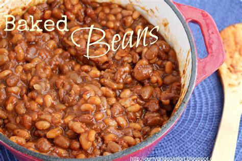 kitchen simmer slow cooker vegetarian baked beans