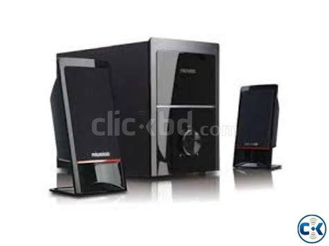 Microlab M 700u Tipe 2 1 By A16com microlab m 700u 2 1 46 watt rms clickbd