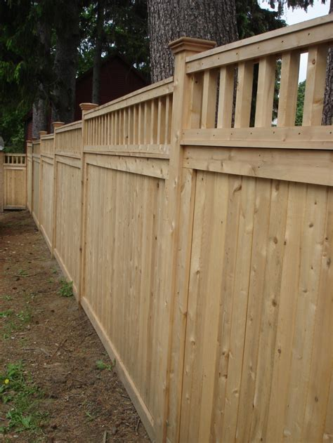 fence toppers building a beautiful picket fence handyman on call