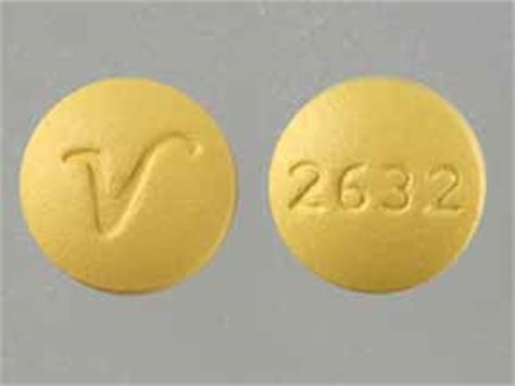 Yellow Pill With V V 36 01 Yellow Pill Fake