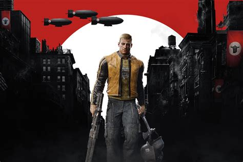 wolfenstein ii the new wolfenstein ii the new colossus review one of the year s best fps s