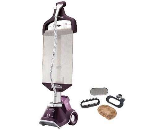 rowenta master valet 1550 watt upright garment steamer