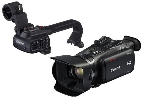 canon usa canon usa introduces xa35 xa30 camcorders for