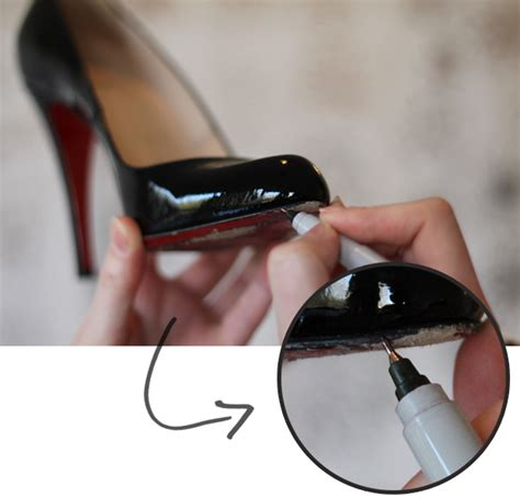 diy shoe repair heels wardrobe fixes using office suppliesblog sundance