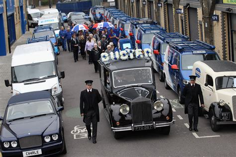 Pimlico Plumbing by The Funeral For Buster Of Pimlico Plumbers Zimbio