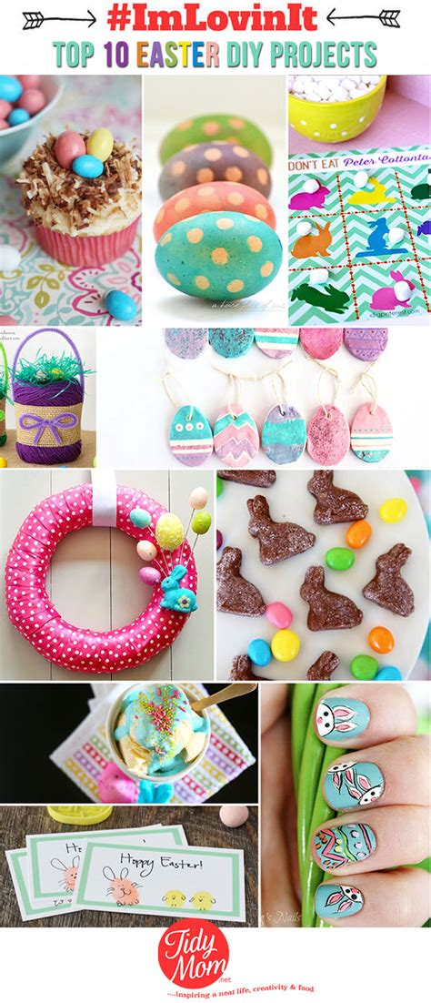 top diy projects top 10 diy easter projects