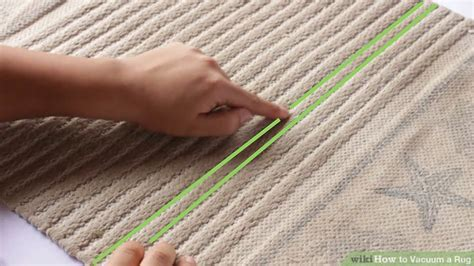one of a rugs 4 ways to vacuum a rug wikihow