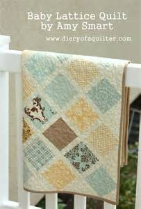 new baby quilt tutorial diary of a quilter a quilt