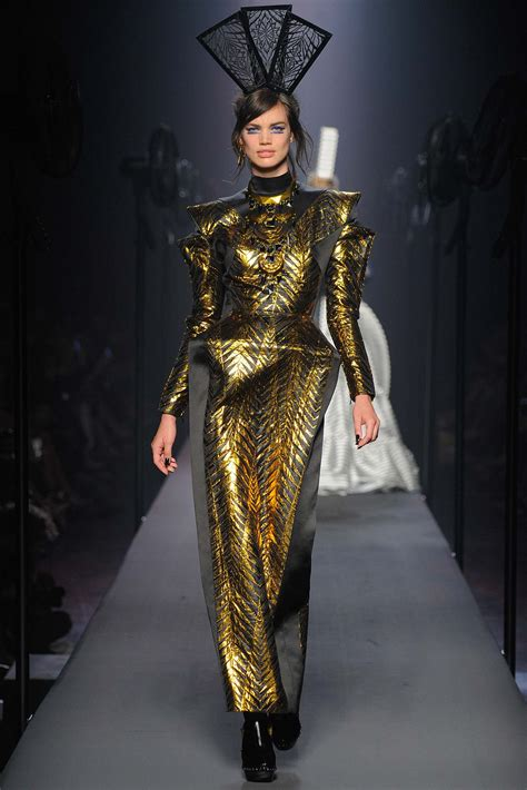 Who Wore Jean Paul Gaultier Better by Jean Paul Gaultier Fw2015 Haute Couture News