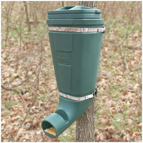 Post Gravity Feeder outdoors 174 t post gravity feeder 619455 feeders at sportsman s guide