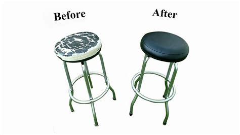 Vinyl Bar Stool Covers by Replacement Vinyl Bar Stool Covers