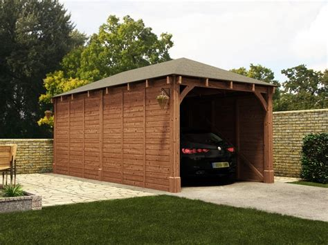 hercules single carport w3 2m x d6 04m garages