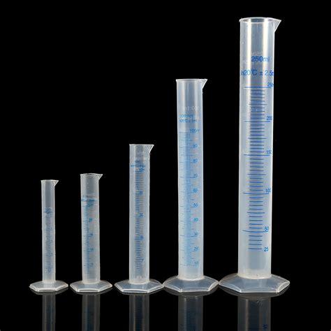 Gelas Ukurmeasuring Cylinder 100 Ml 10 250ml measuring cylinder plastic graduated laboratory