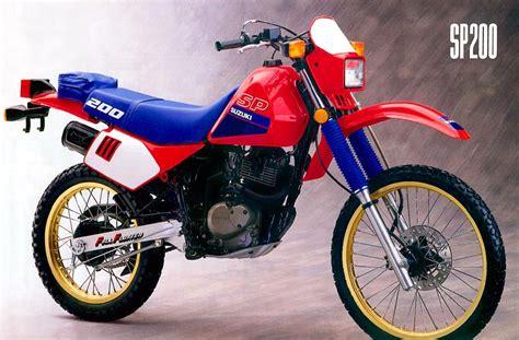 1983 Suzuki Sp250 Image Gallery Suzuki Sp250