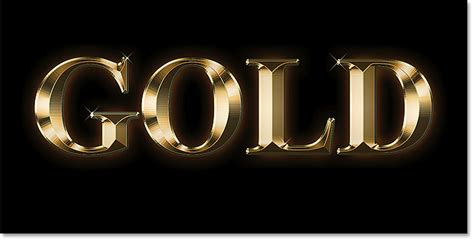gold lettering tutorial photoshop create a gold text effect in photoshop cc and cs6