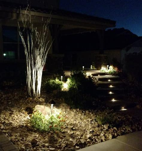 Landscape Lighting Scottsdale Landscape Lighting Outdoor Lighting Scottsdale Envirogreen Landscape Design Build