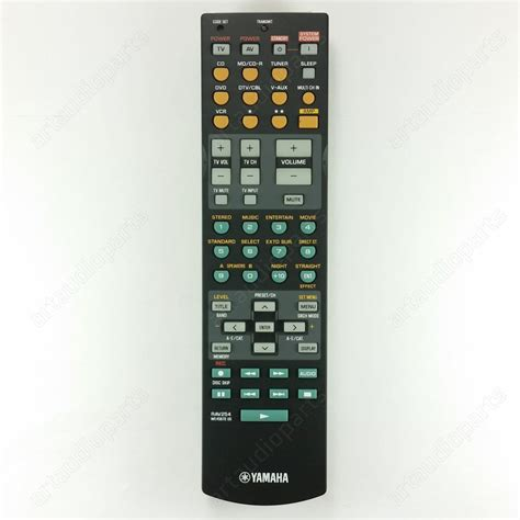 Yamaha Dxr15 Original original remote rav254 for yamaha rx v450 rx v457 rx v550 rx v557 artaudioparts gr