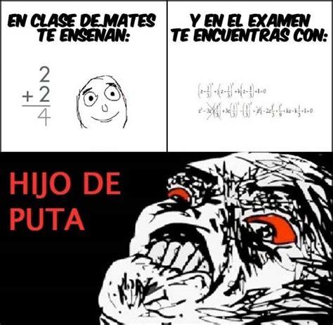imagenes de matematicas memes matem 225 tica los memes que fueron realidad en el colegio