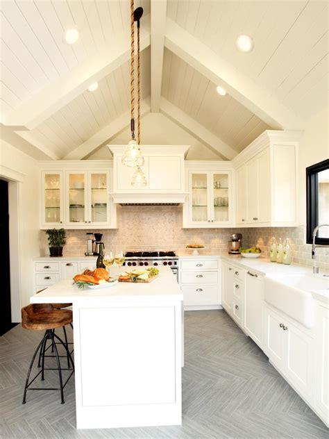 white kitchen farm white farmhouse kitchen christopher grubb hgtv