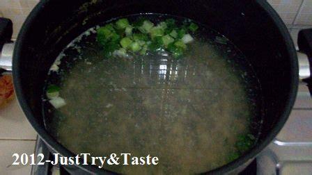 resep bakso soun wortel  jamur kuping  la fifi
