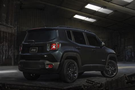 batman jeep jeep renegade dawn of justice special edition announced