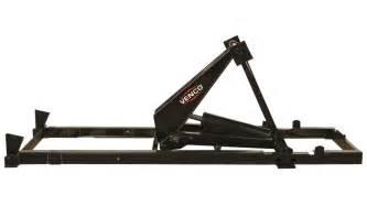 dump bed kit hoist hydraulic scissor lift trucks ebay