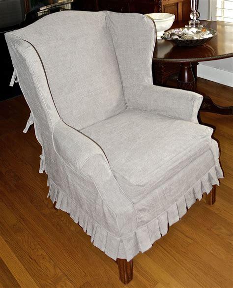 chair back slipcovers dressmaker details slipcovers