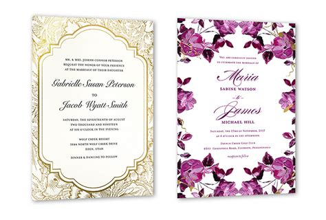 35 wedding invitation wording exles 2019 shutterfly