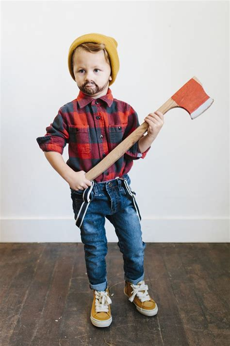 7 Clever Costumes For Boys by 17 Best Ideas About Lumberjack Costume On