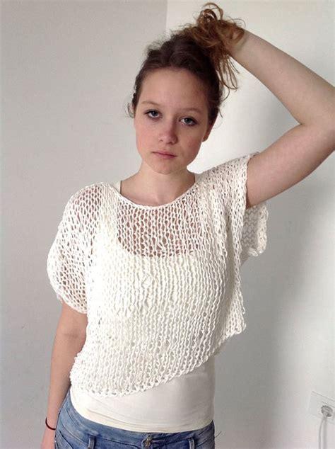 Lunar Knit Top Cc knit top net summer tank clothing