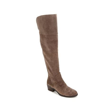 hsn boots hsn vince camuto briella the knee leather boot