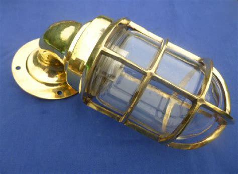 antique brass ship lights brass bulkhead wall light vintage style ships bulk