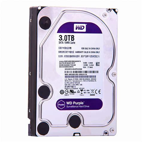 Wd Purple 3 5 Cctv 3tb wd purple wd30ejrx 3tb sata 6 0gb s 3 5 quot drive for