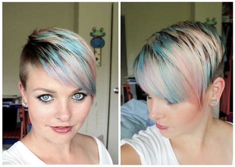 pics of the back of a pixie clipper cut 1000 images about hairstyles on pinterest short pixie