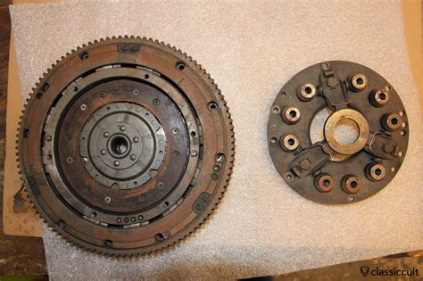 Spare Part Vw saxomat automatic clutch in vw beetle classiccult
