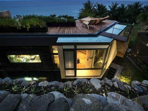 plat house maison moderne toit plat une collection remarquable