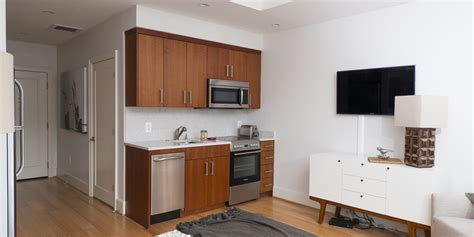 Micro Appartments by Big Ideas For Micro Living Trending In America
