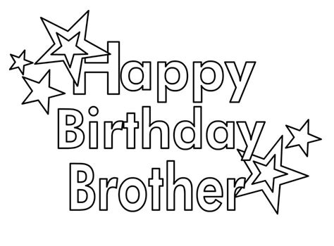 coloring pages happy birthday sister happy birthday coloring pages download