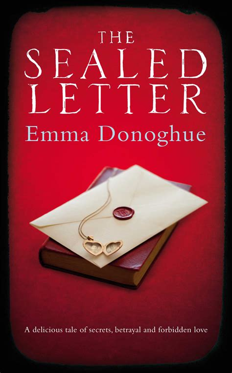 sealed with a books tiny library the sealed letter by donoghue