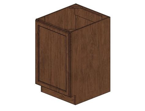 tall kitchen base cabinets sb21fh wave hill sink base cabinet full height door