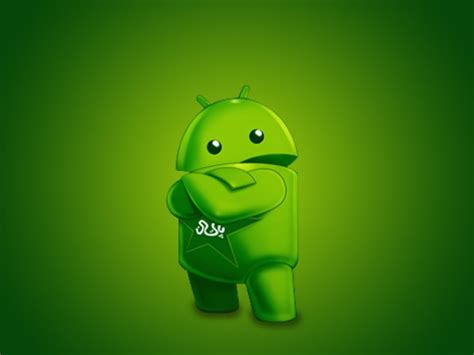 imagenes de android 12 great pieces of android art logomyway blog