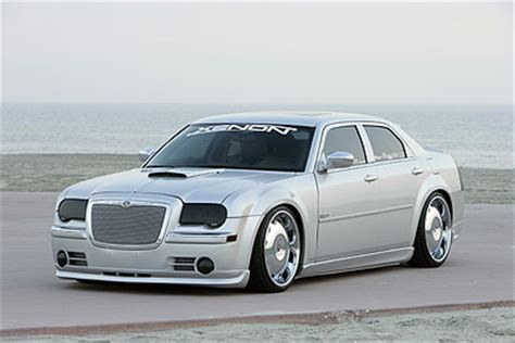 chrysler 300c performance parts and accessories.