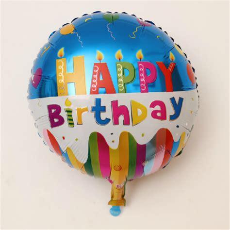 Balon Foil Bulat Hbd Polkadot balon foil bulat motif happy birthday balon foil bulat