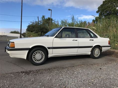 where to buy car manuals 1987 audi 4000cs quattro engine control 1987 audi 4000cs ouattro one owner for sale audi 4000 quattro 1987 for sale in kula