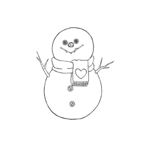 snowman scarf coloring page printable snowman scarf new calendar template site