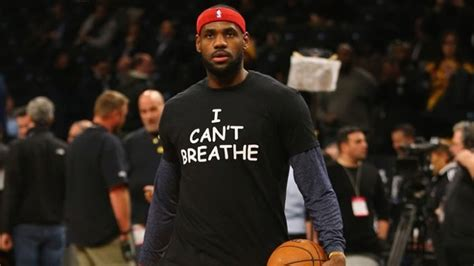 Kaos T Shirt Lebron I Can T Breathe 19 powerful photos that prove that post racial america