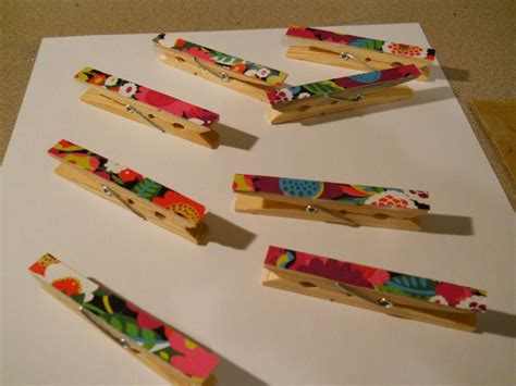 Car Key In Mail Sweepstakes - i made vera bradley clothes pins from a sale flyer that came in the mail they will go
