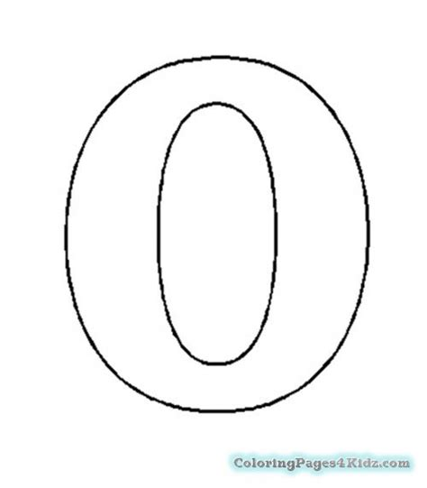 Numbers 0 10 Coloring Pages by Number 0 Coloring Page Coloring Pages For