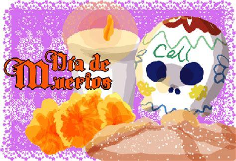 imagenes animadas de ofrendas de dia de muertos ofrenda de dia de muertos by cellsart on deviantart